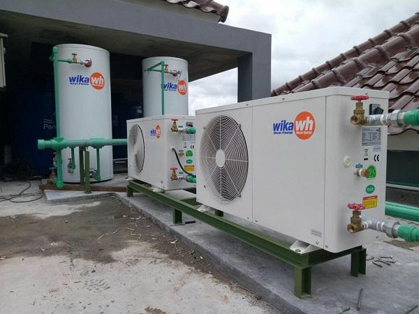 water heater wika 15 liter