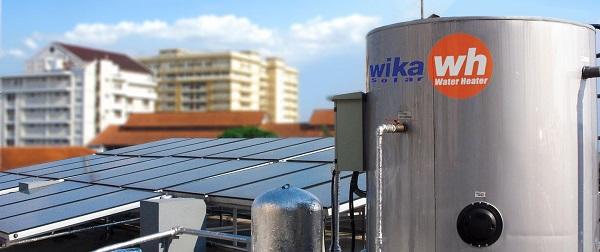 distributor wika water heater Bandung